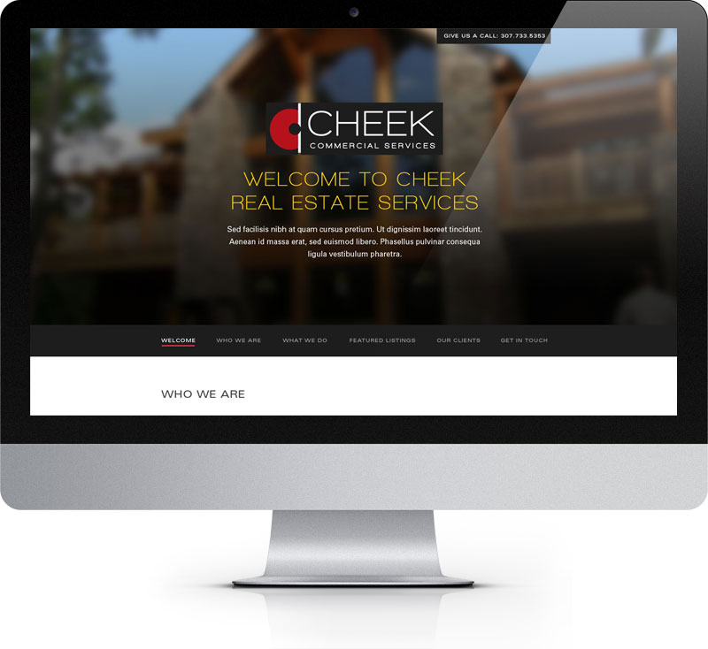 The header for Cheek RES